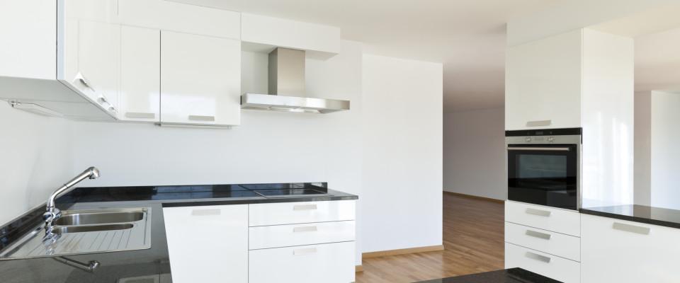 Silikonfugen im Küchenbereich